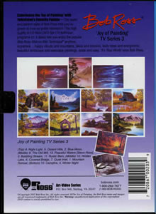 Joy of Painting Series 3 DVD