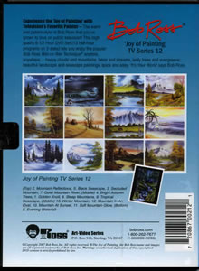 Joy of Painting Series 12 DVD