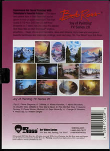Joy of Painting Series 20 DVD