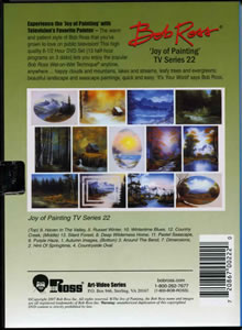 Joy of Painting Series 22 DVD