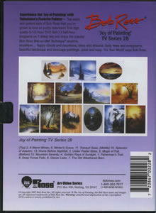 Joy of Painting Series 28 DVD
