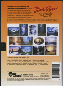 Joy of Painting Series 30 DVD