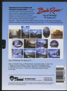 Joy of Painting Series 31 DVD