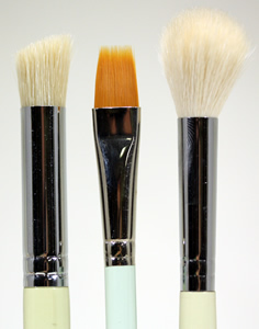 New 2017 Susan Scheewe Brushes