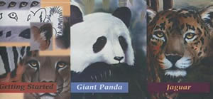 Exclusive Bob Ross Wildlife Gift Set