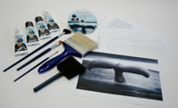 Wyland Whale Tail Kit