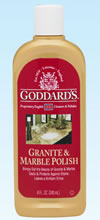Goddard's Granite and Marble Polish, 8 oz.