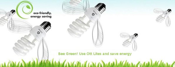 Ott-Lite Eco-Friendly Light Bulbs - High Defintion Natural Lighting