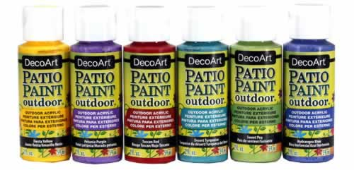Awesome Patio Paint By Decoart Outdoor Acrylic Paint Download Free Architecture Designs Embacsunscenecom