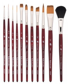 Princeton Velvetouch Series 3950 Brushes