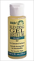 Plaid FolkArt Blending Gel, 2 oz.