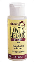 Plaid FolkArt Floating Medium, 2 oz.