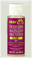 Plaid FolkArt Extender, 2 oz.