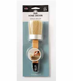 folkart home decor chalk brush - Home Decor Chalk Paint