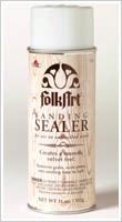 Plaid FolkArt Sanding Sealer 11 oz Aerosol