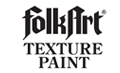 Plaid FolkArt Texture Paint Logo