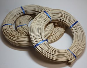 PL Butte Round Ribbon Reed Rolls