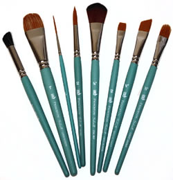 Princeton Select Synthetic 3750 Series Brushes