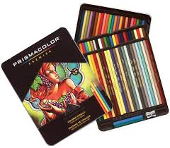 Prismacolor Pencil Set