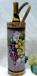 Second Harvest Wine Caddy design packet by Margit Hartl