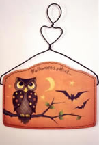 Halloween's A Hoot Tavern Board Packet