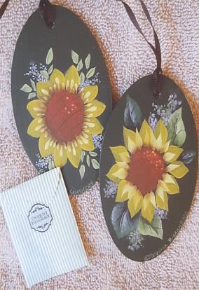 Sunny Sunflowers Gift Tag Packet