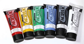 essentials artists acrylic paints by royal and langnickel