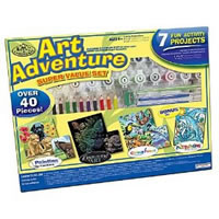 Royal Brush Art Adventure Super Value Set