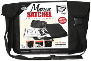 Manga Satchel Arist Pack
