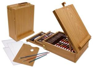 All Media Artist Easel Set