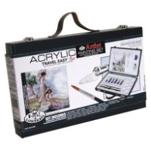 Artist Acrylic Travel Easy Painting Set