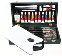 Royal and Langnickel Oil Painting Set