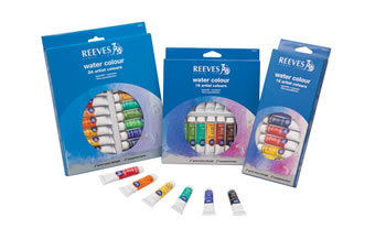 Reeves Watercolour Sets