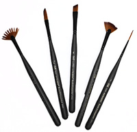 Royal and Langnickel Mini Majestic Brushes