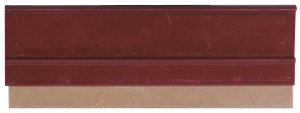 "9"" Burgundy Graphics Squeegee"