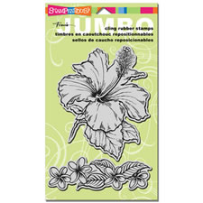 Tropical Garden Jumbo Stamp