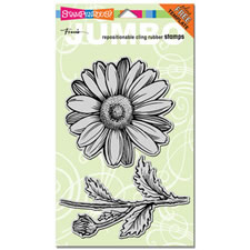 Daisy Stampendous Rubber Stamp