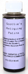 Scottie's Antiquing Patina