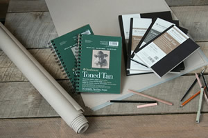 Strathmore Toned Sketch Paper Pads