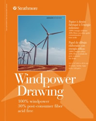 Strathmore Windpower Drawing