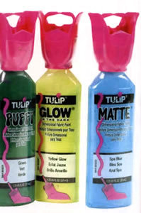 Duncan Tulip Fabric Paint Bottles