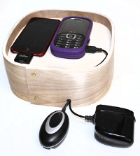 Bentwood Charging Station