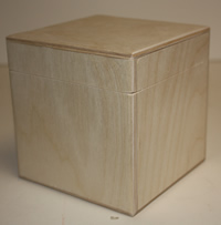 small wood boxes for crafts