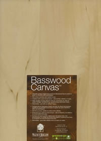 Walnut Hollow Basswood Canvas