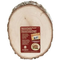 Basswood Country Oval Thick Edge