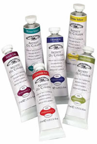 Winsor and Newton Artists Oils