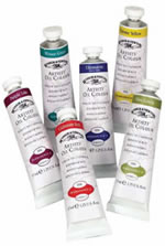 Winsor and Newton Artists Oil Colors