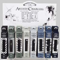 Winsor and Newton Artists Charcoal