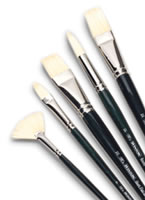 Winsor and Newton Winton Brushes