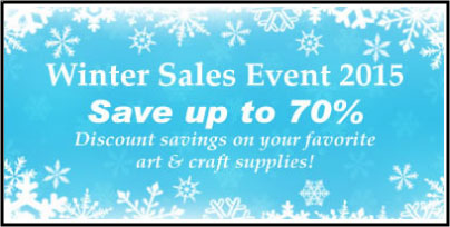 Hofcraft Winter Sales Event 2015